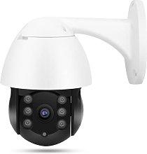 Wireless Security Camera, Waterproof 6 Lights