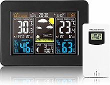 Wireless Weather Station Digital Colorful Weather