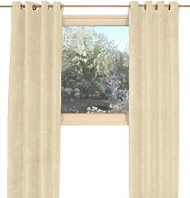 Wirth, Chenille Curtain Thermal Grönland, with
