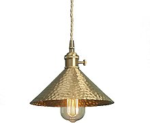 WISHVYQ E27/E26 Nordic Gold Light Fixture Modern