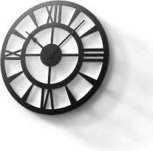 Wisser Silent Wall Clock Borough Wharf