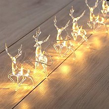 Wisvis Christmas String Lights Indoor - 3Meter