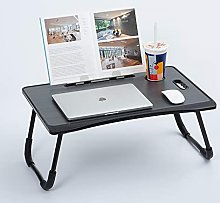 [With Book Stand] Portable Laptop Stand Computer