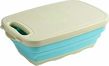 with draining Vegetable Basket Cutting Board,