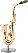 with Stand Saxophone Model Case Miniature