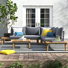 Withnell 5 Seater Sofa Set Zipcode Design