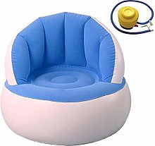 Withou PVC Inflatable Lazy Sofa, Portable