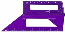 without LT-TOOL, 1pc Woodworking Scribe T-type