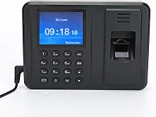 Without Software Clock Time Card Machine