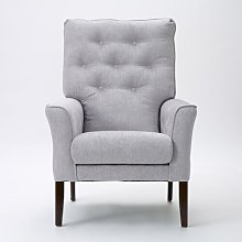 Witton Lounge Chair Rosalind Wheeler Upholstery