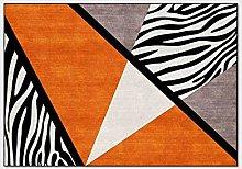 WIVION Geometric Rug Creative Living Room Carpet