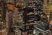 Wizzard & Genius 5160-4P-1 Lights of New York