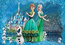 Wizzard & Genius WG-2959V8-LC Disney Frozen ice
