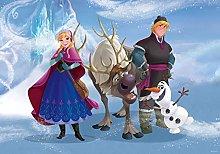 Wizzard & Genius WG-827V8-LC Disney Frozen ice
