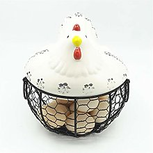 WJGJ Egg Storage Basket Kitchen Storage Holder