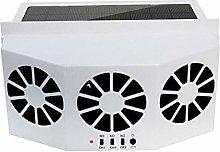 wjieyou Car Cool Cooler Fan,Ventilation Exhaust
