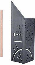 WJW-MUGONGJU, Woodworking Gauge Ruler 3D Mitre
