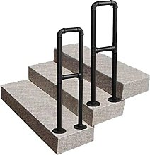 WL-ZZZ Handrails for Outdoor Steps, U- Shaped