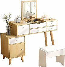 WLD Dressing Tables Modern Minimalist Makeup Table