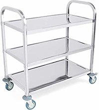 WLD Kekeyang Storage 3-Layer Stainless Steel