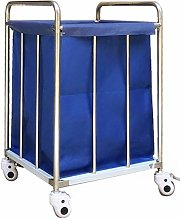 WLD Kekeyang Storage Trolley on Wheels Heavy Duty