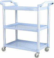 WLD Kitchen Cart Service Restaurant Hotel 3 Tier