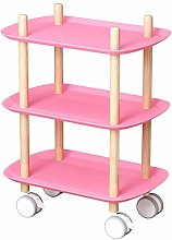 WLD Kitchen Serving Trolley Cart Bar Beauty Salon