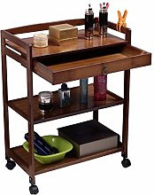 WLD Kitchen Serving Trolley Cart Bar Family 3