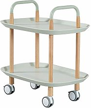 WLD Kitchen Serving Trolley Cart Bedroom Bathroom