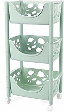 WLD Kitchen Serving Trolley Cart Family Club