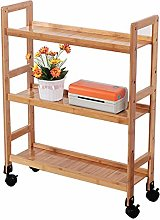 WLD Kitchen Serving Trolley Cart Family Hotel