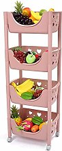 WLD Kitchen Serving Trolley Cart Hotel Family