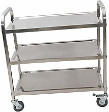 WLD Kitchen Serving Trolley Cart Warehouse Garage