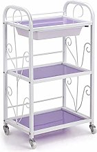WLD Serving Trolley Cart Household Storage Beauty