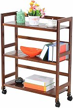 WLD Serving Trolley Cart Storage Shelf Bedroom