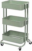 WLD Trolley Cart Serving,Metal Kitchen Seasoning
