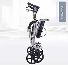 WLD Wheelchair Portable Shopping Trolley, Old