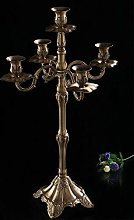 WLD Yq Whjb 5-Candle Candelabra,Decoration Candle