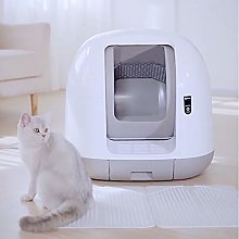 Wlehome Automatic Cat litter box, Large