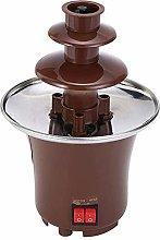 WLIXZ Chocolate Fountain, 3-Layer Chocolate Pot