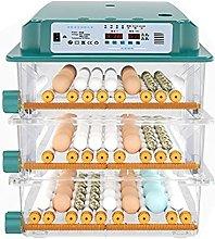 WLJBD 176 Eggs Incubator with Humidity Control,
