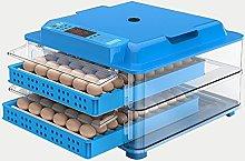 WLJBD Egg Incubator Automatic 128 Eggs Incubator