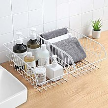 WLNKJ Wire Storage Basket, 2 PCS Japanese-Style