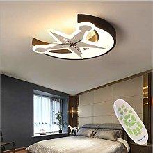 Wlnnes 46W/55W LED Ceiling Light Modern Minimalist