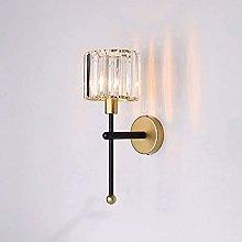 Wlnnes Geometric Metal Wall Lighting Fixture,