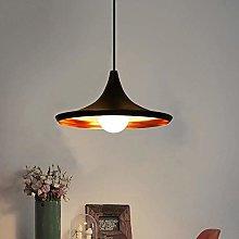 WLP-WF Aluminum Metal Pendant Lamp Outdoor Black