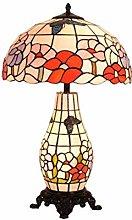 WLP-WF Bedroom Bedside Table Lamp Decoration Red