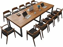 WLP-WF Computer Desk Solid Wood Modern Company