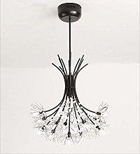WLP-WF Creative Pendant Lamp Creative Flower Shape