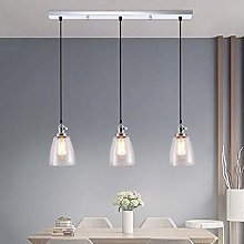 WLP-WF Dining Table Pendant Lamp Chrome Color